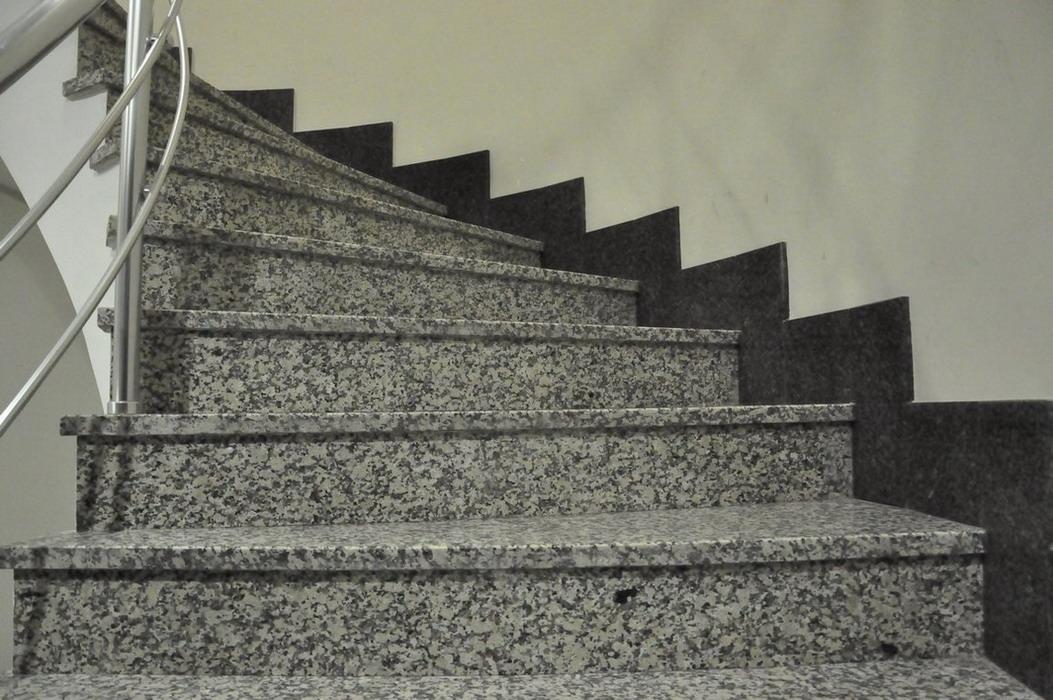 Merdiven mozaik kaplama